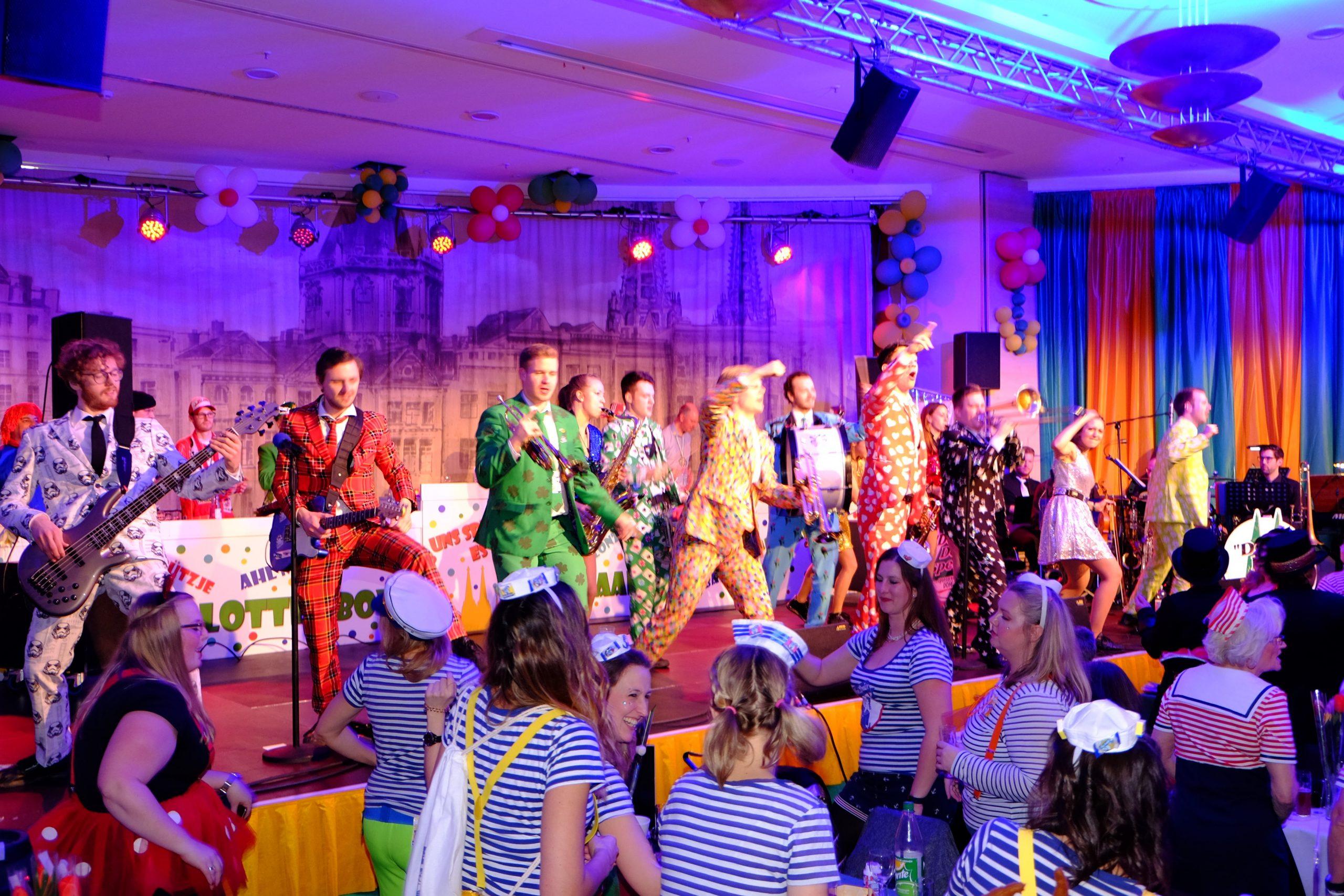 Mädchensitzung Köln 2021 Sartory